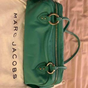 Marc Jacob baguette bag in teal